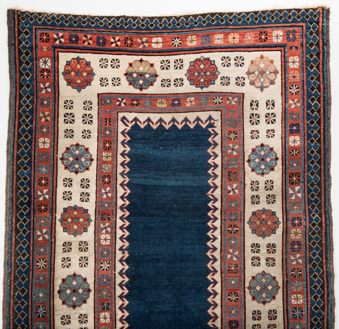 Lot 317: Antique Talish Caucasian Area Rug