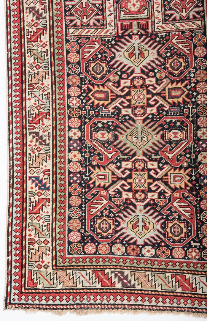 Lot 319: Antique Shirvan Prayer Rug