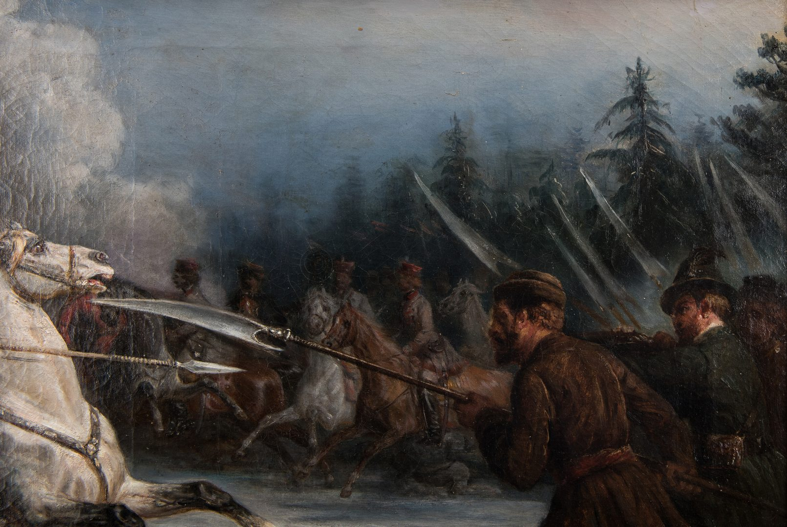 Lot 334: Manner of Janvier Suchodolski – November Uprising