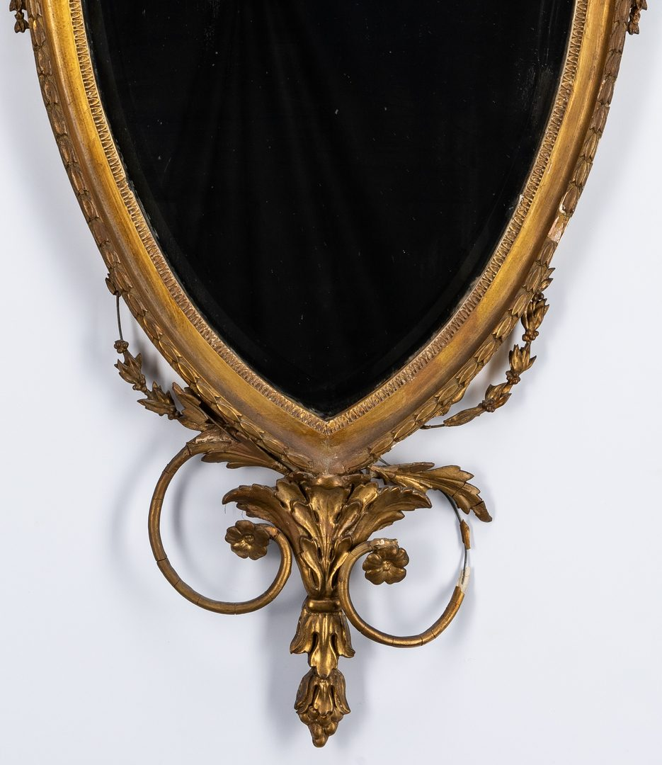 Lot 429: 2 Neoclassical Style Mirrors