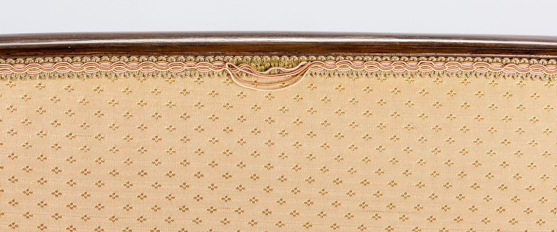 Lot 441: Sheraton Inlaid Sofa