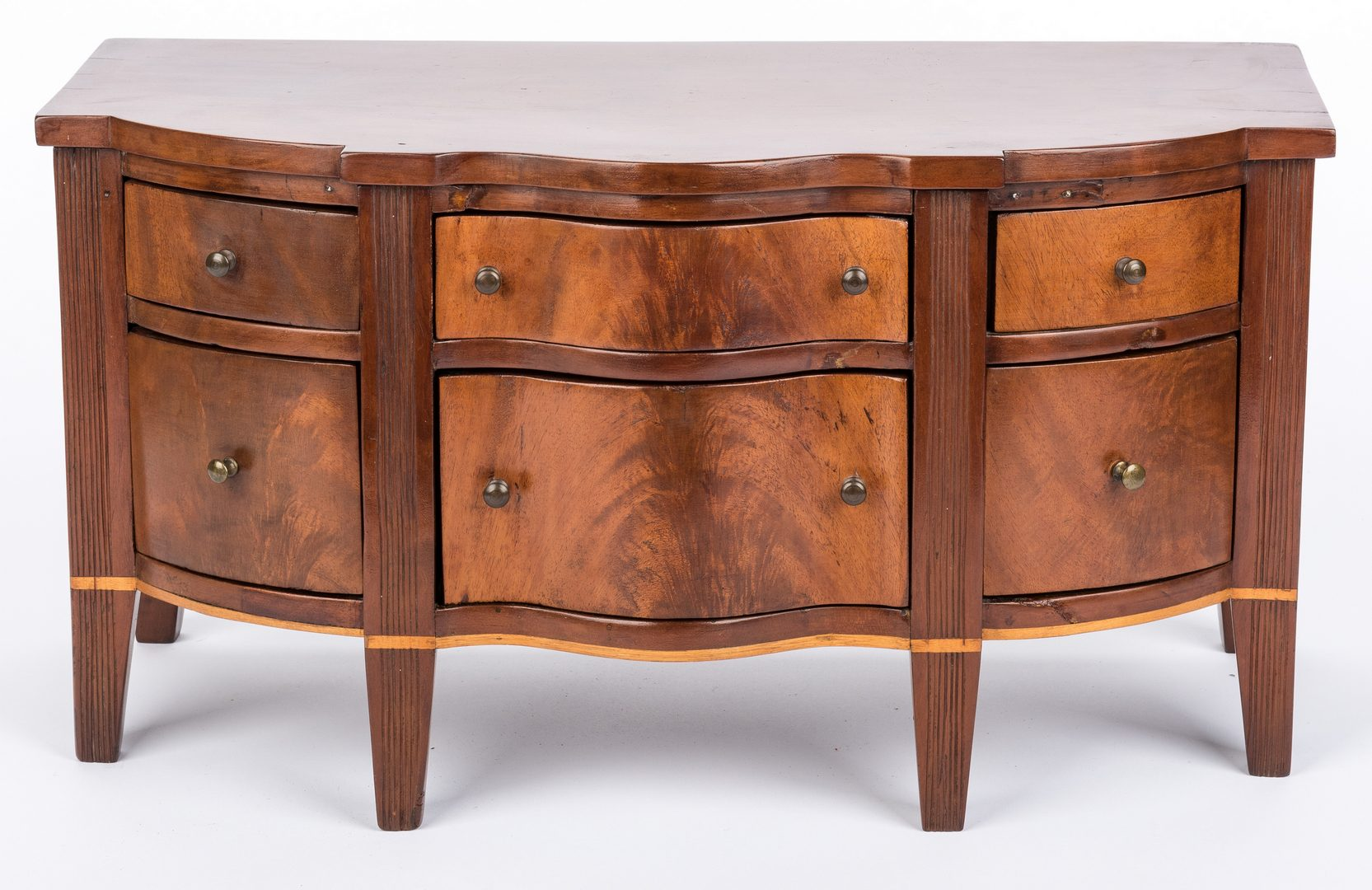 Lot 457: Miniature TN Sideboard