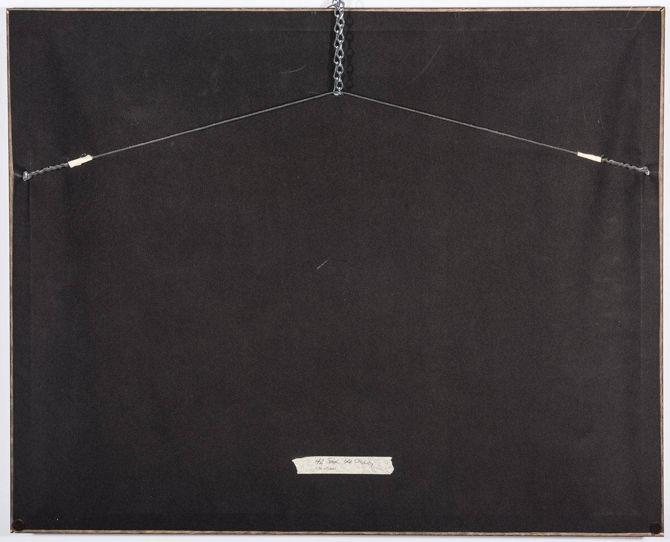Lot 492: 42 Star Guidon Cavalry Flag