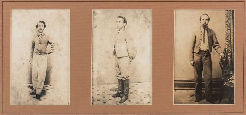 Lot 513: Archive: Morgan's Raiders, Brown Family of Gallatin, TN