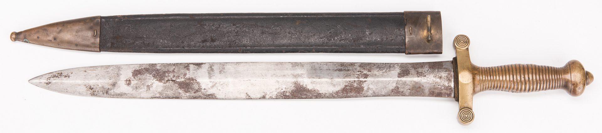 Lot 521: 4 Charles H. Boyd Civil War Era Military Weapons/Flasks
