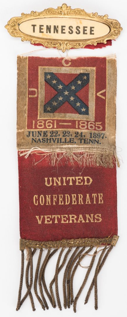 Lot 542: 3 TN UCV Ribbons