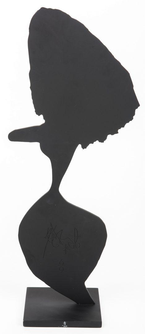 Lot 599: Kurt Vonnegut Sculpture, Wasp Waist