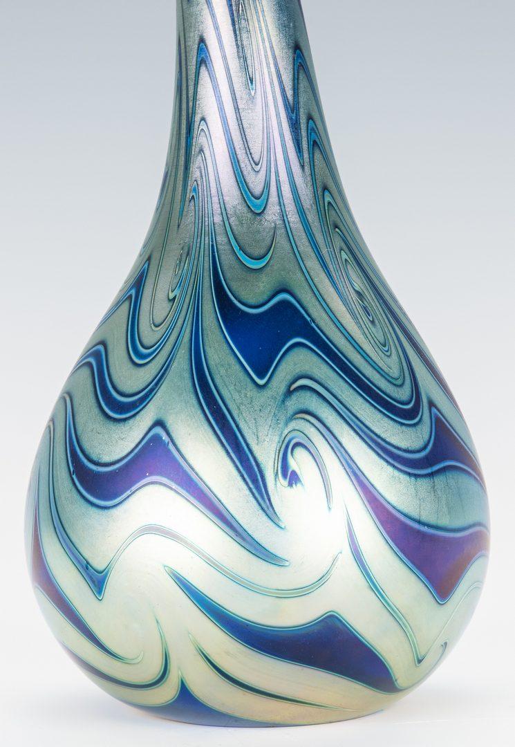 Lot 606: Charles Lotton Art Glass Water Sprinkler