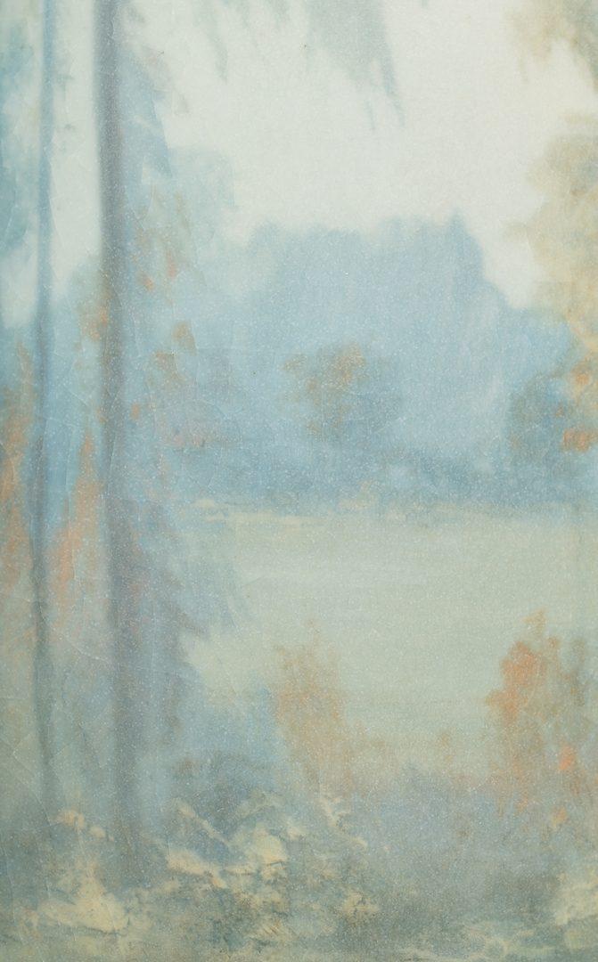 Lot 615: Rookwood scenic vase – Ed Diers