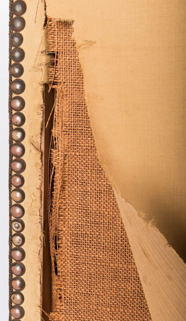 Lot 642: Renaissance Style Needlepoint Floor Screen