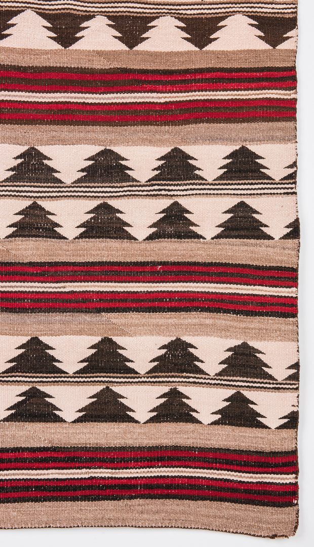 Lot 665: Navajo Rug, possibly Chinle