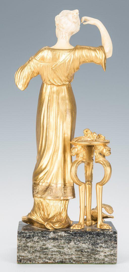 Lot 75: Bronze Figural, Henri Fugere