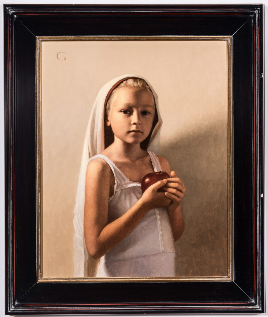 "Lot 771: David Gray ""Apple"""