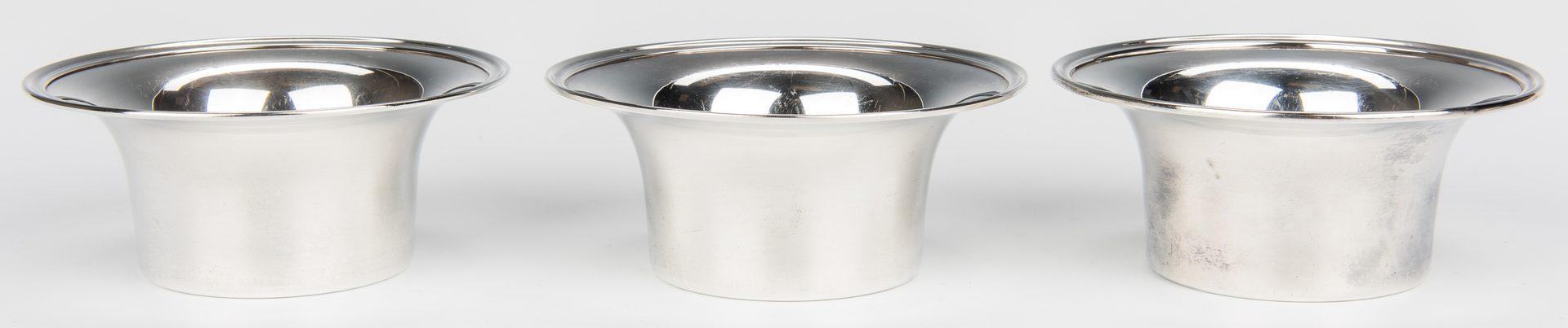 Lot 784: 14 pcs Shreve Sterling Silver