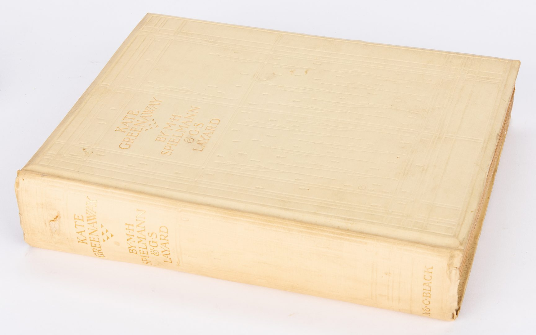 Lot 809: Kate Greenaway, Signed De Luxe Edition, 1905