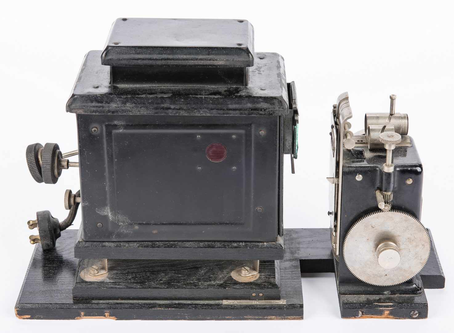 Lot 848: Edison Home Kinetoscope