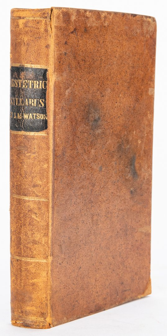 Lot 104: 10 Medical Books – Midwifery