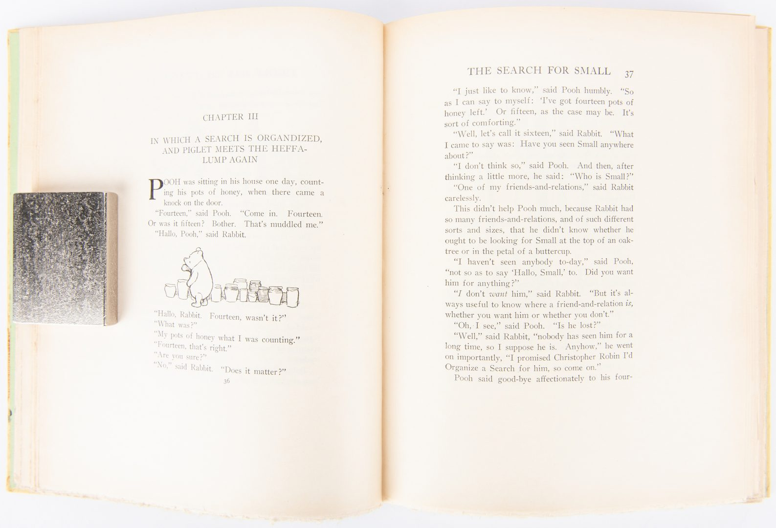 Lot 108: A.A. Milne, The House at Pooh Corner, Signed 1st Am. Ed.