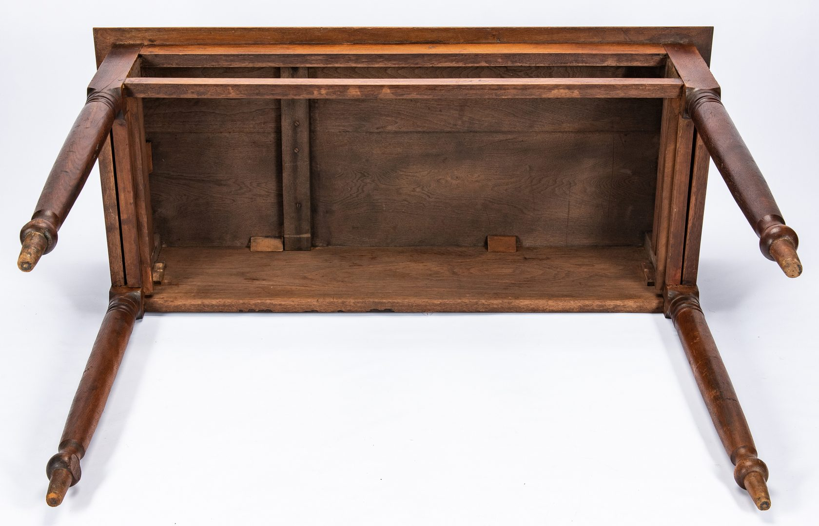 Lot 122: Southern Walnut Huntboard or Slab