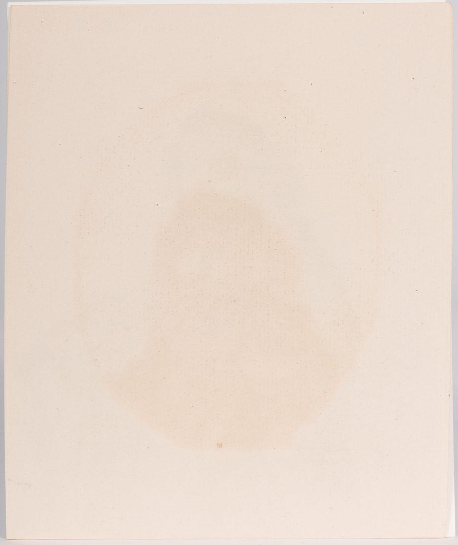 Lot 164: After Rembrandt, 6 Amand Durand Portrait Heliogravures, 19th cent.