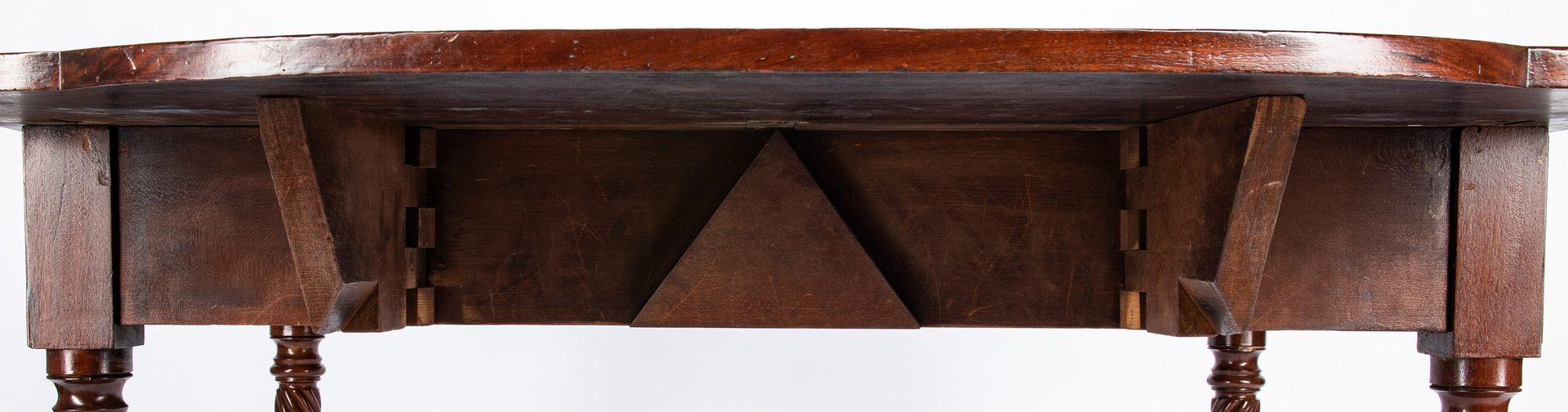 Lot 232: English Mahogany Pembroke Table