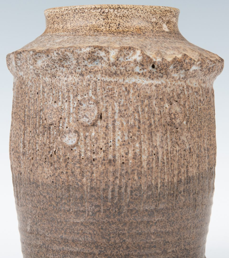 Lot 264: 3 Charles Counts Rising Fawn Pottery Pcs.