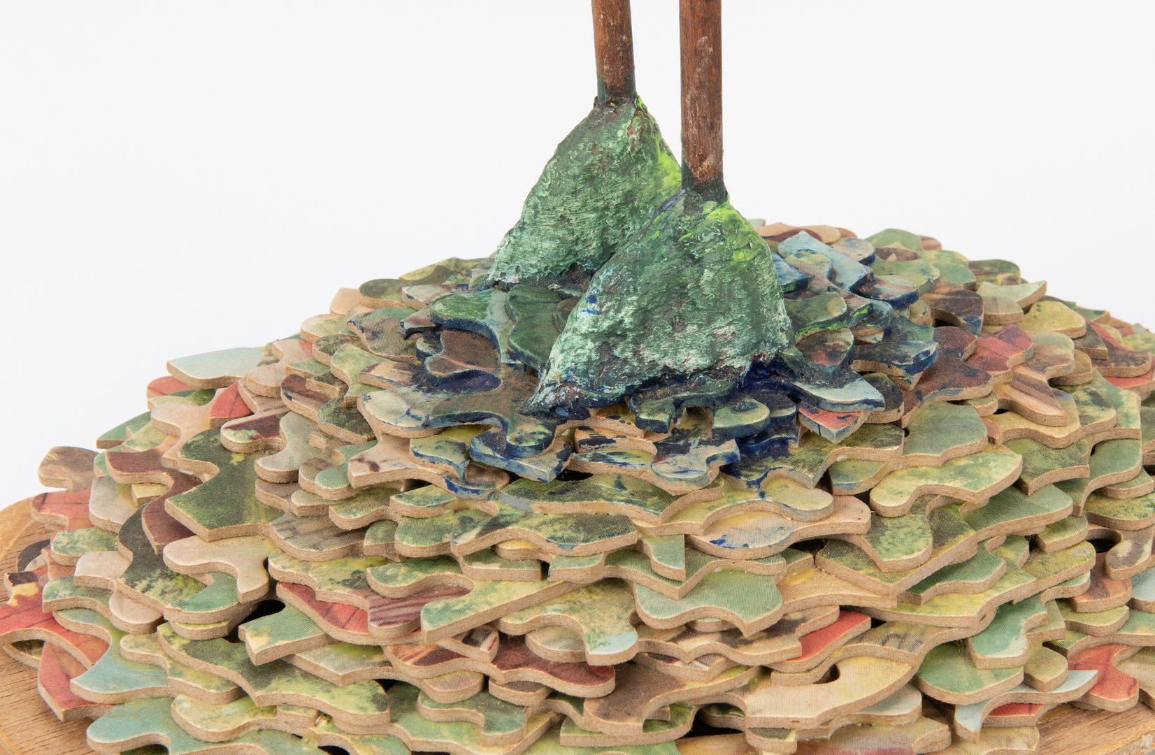 Lot 332: Dewey Blocksma Mixed Media Sculpture