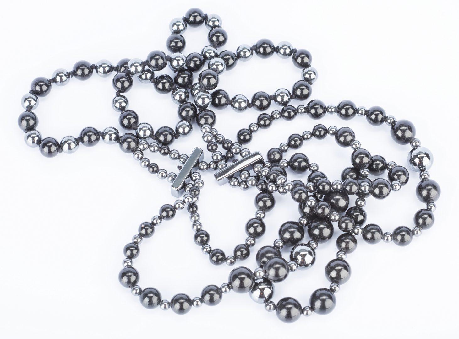 Lot 35: Group of 5 Lady's Jewelry, inc. Judaica