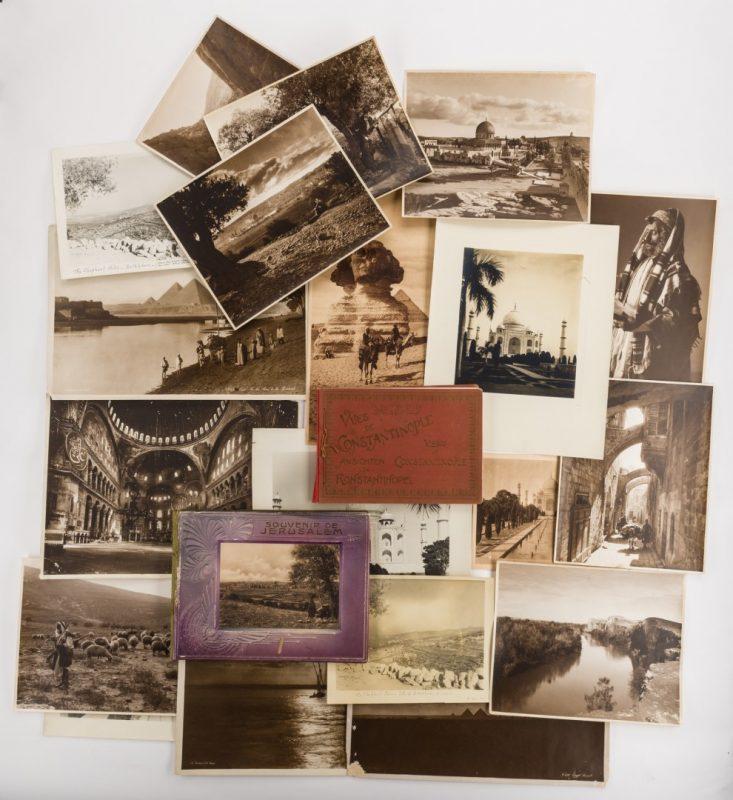 Lot 404: Turkey, India & Egypt Photograph Archive, 20 items