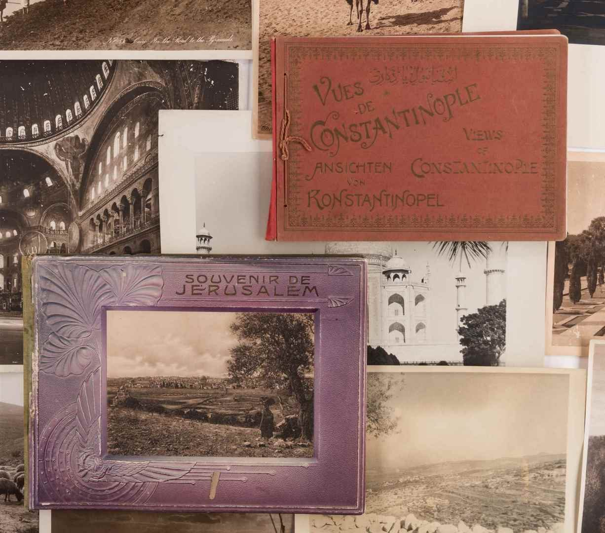 Lot 404: Turkey, India & Egypt Photograph Archive, 20 items