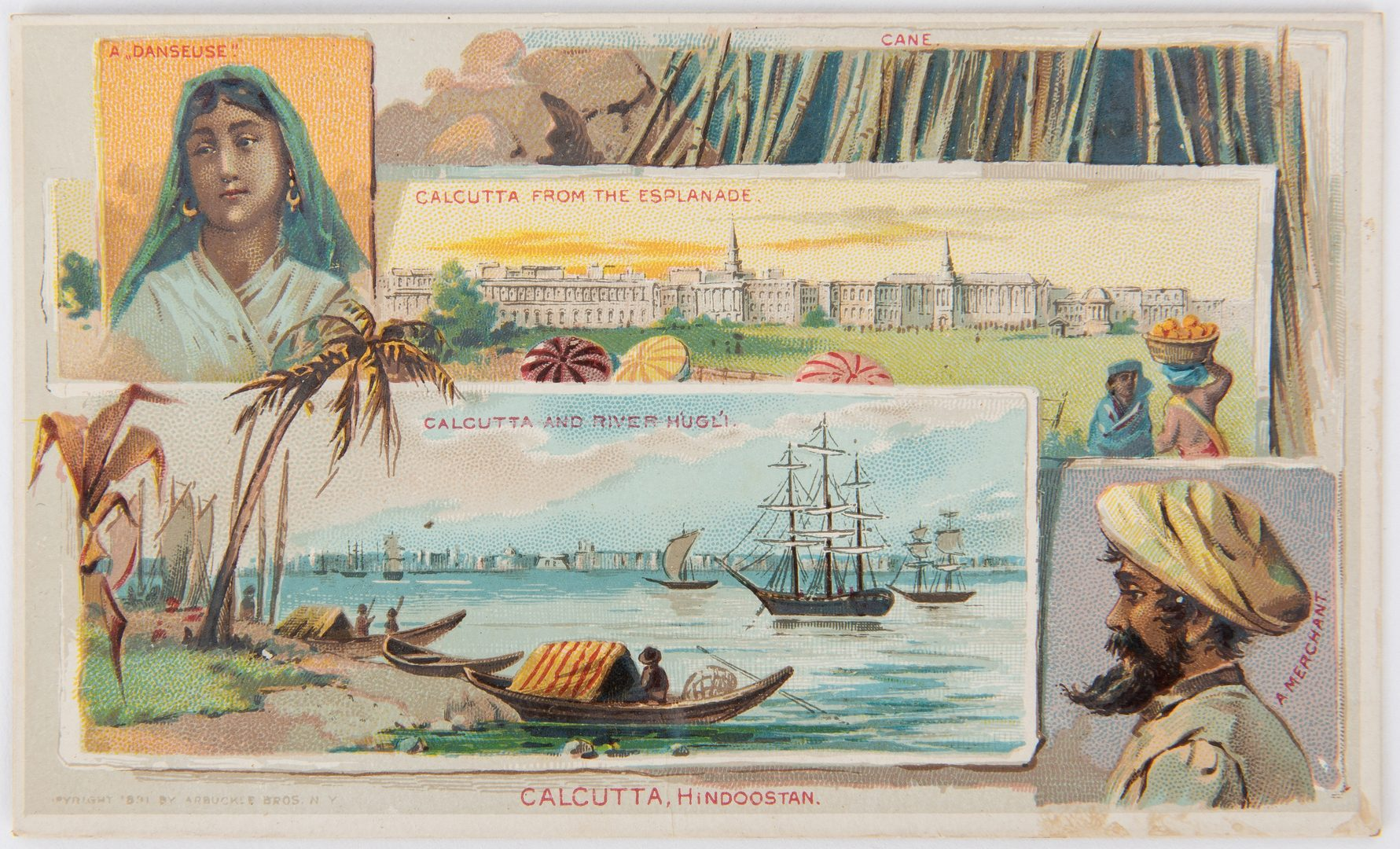 Lot 407: 228 Coffee & Confectionery Trade Cards