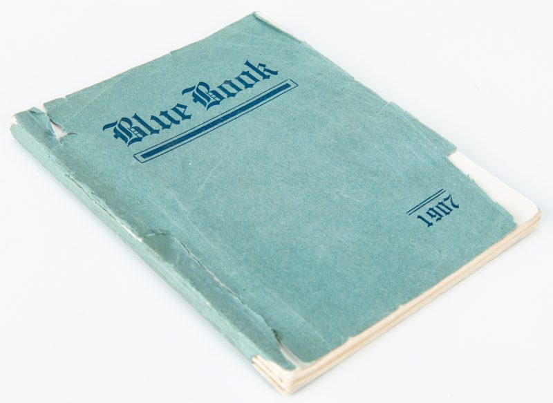 Lot 414: Storyville, New Orleans Brothel Blue Book, 1907