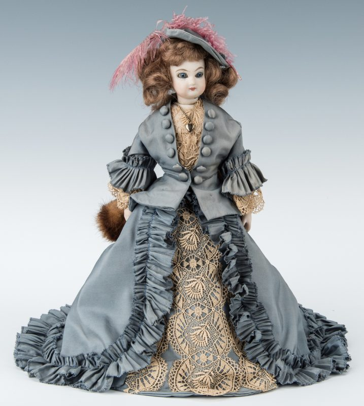 Lot 426: French Fashion Doll