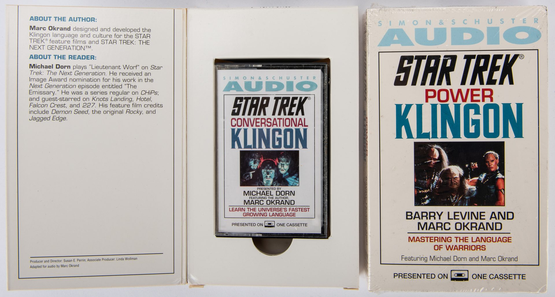 Lot 430: Group of 108 Star Trek Collectibles, inc. Enterprise Clock