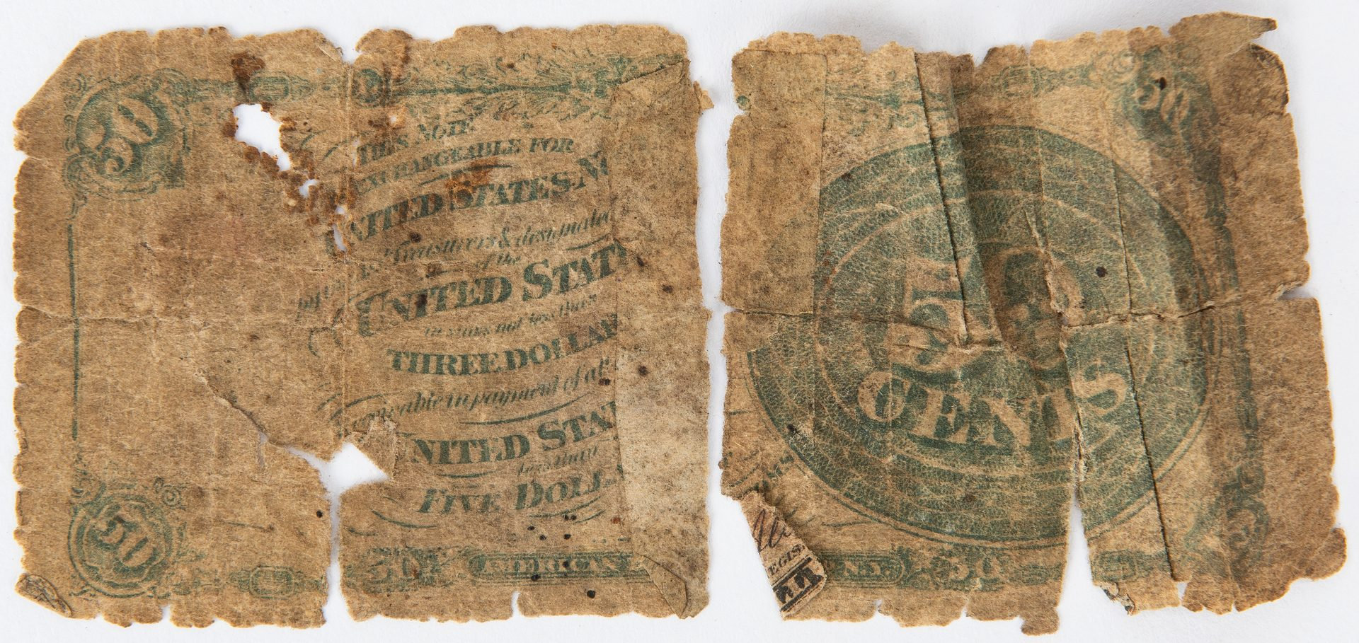 Lot 438: 103 Assorted United States Currency Bills