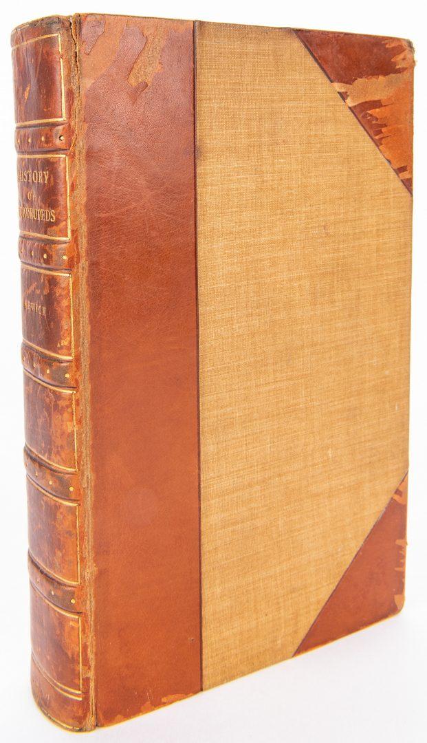 Lot 89: 5 Thomas Bewick Bird Books