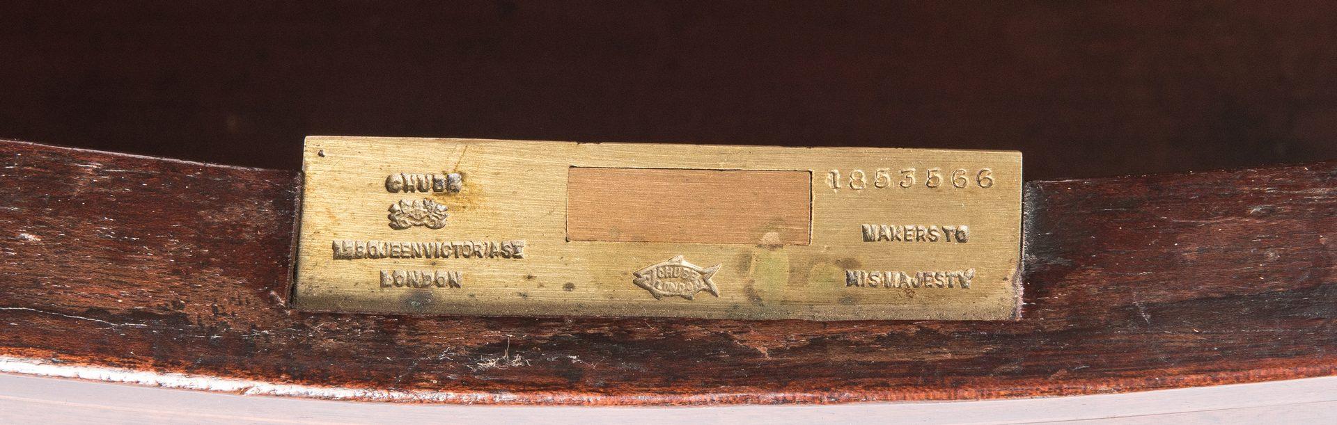 Lot 132: Inlaid Chest 1 of 2, Norfolk VA or British Isles