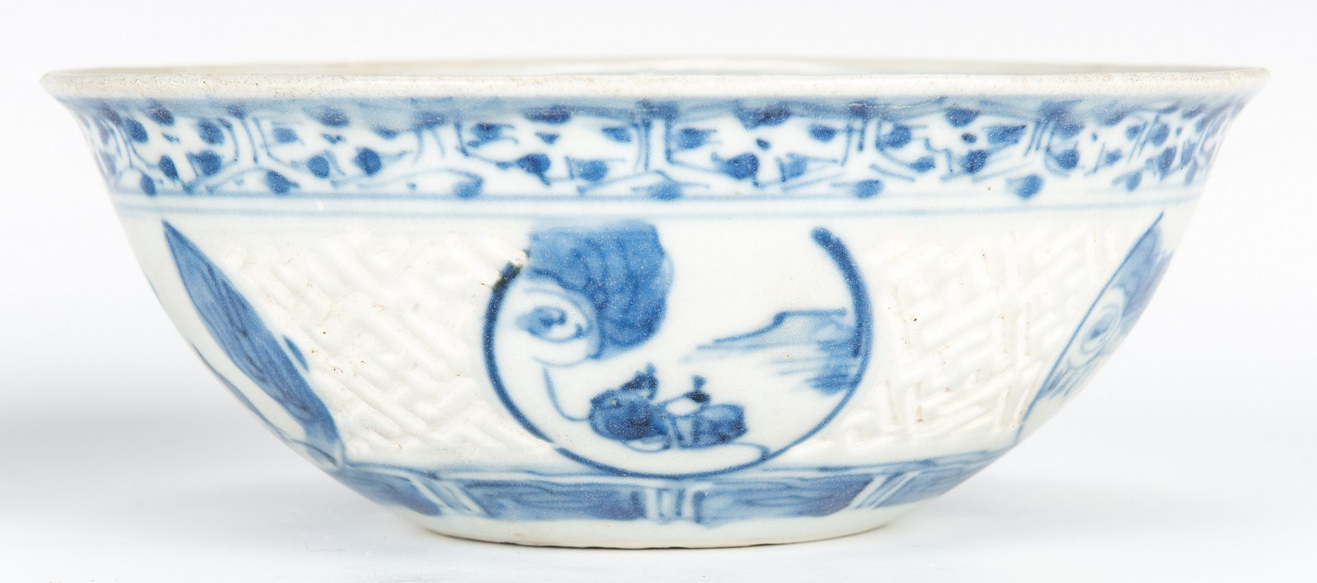 "Lot 20: 2 Chinese ""Hatcher Cargo"" Shipwreck Porcelain Items"