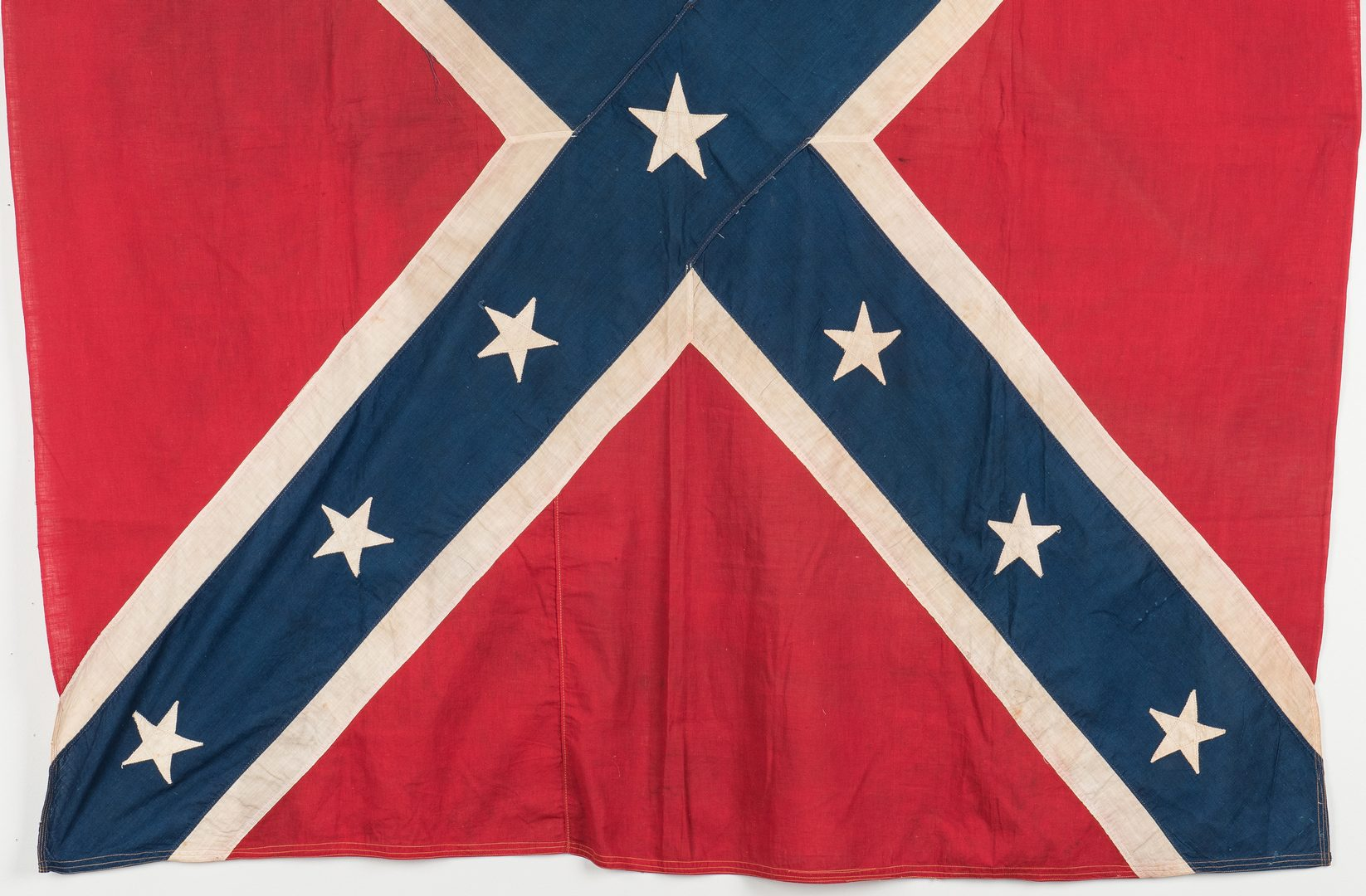 Lot 266: Southern Cross Reunion Flag or Banner