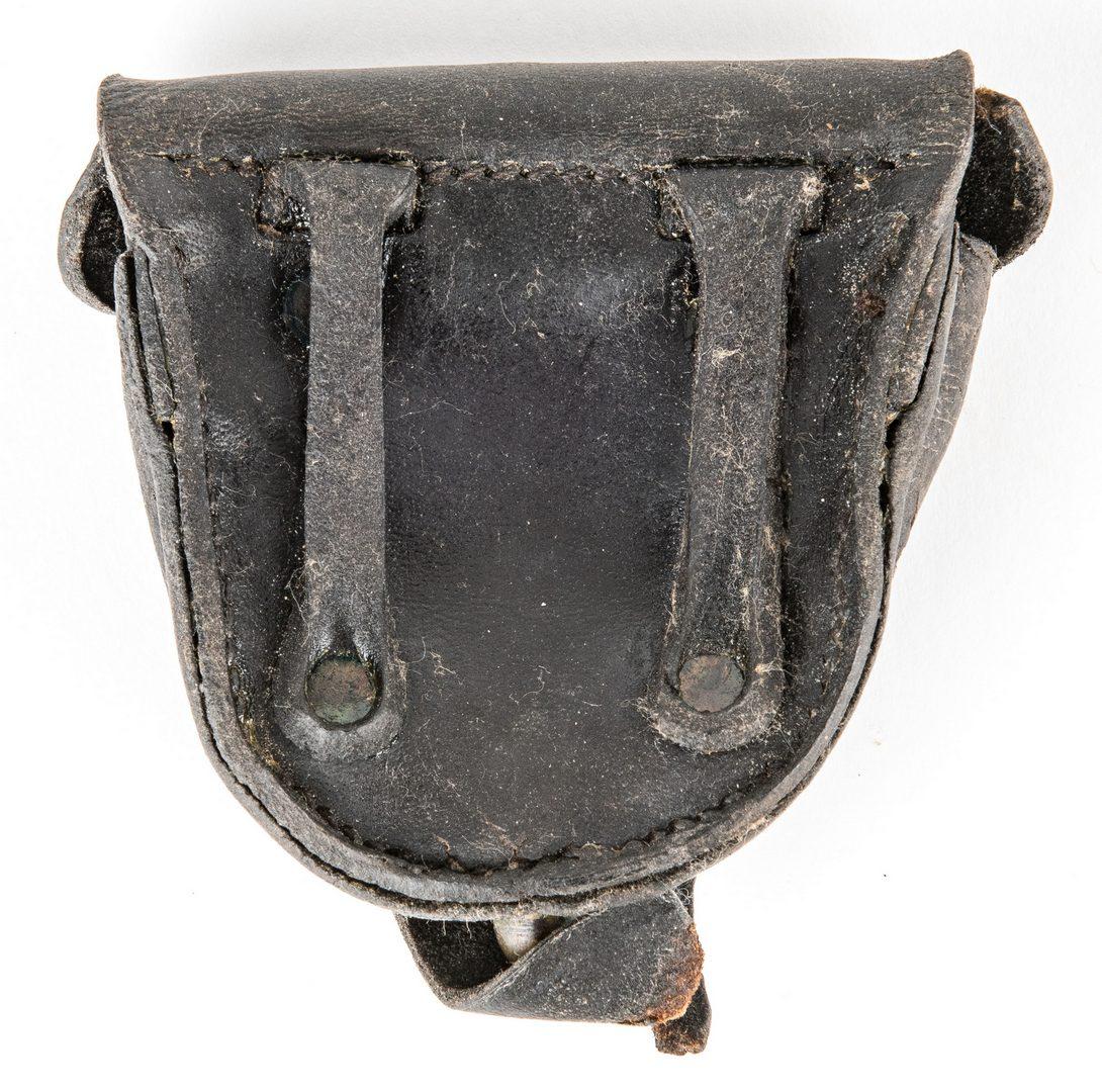 Lot 286: Confederate Augusta, GA Arsenal 1861 Percussion Cap Box