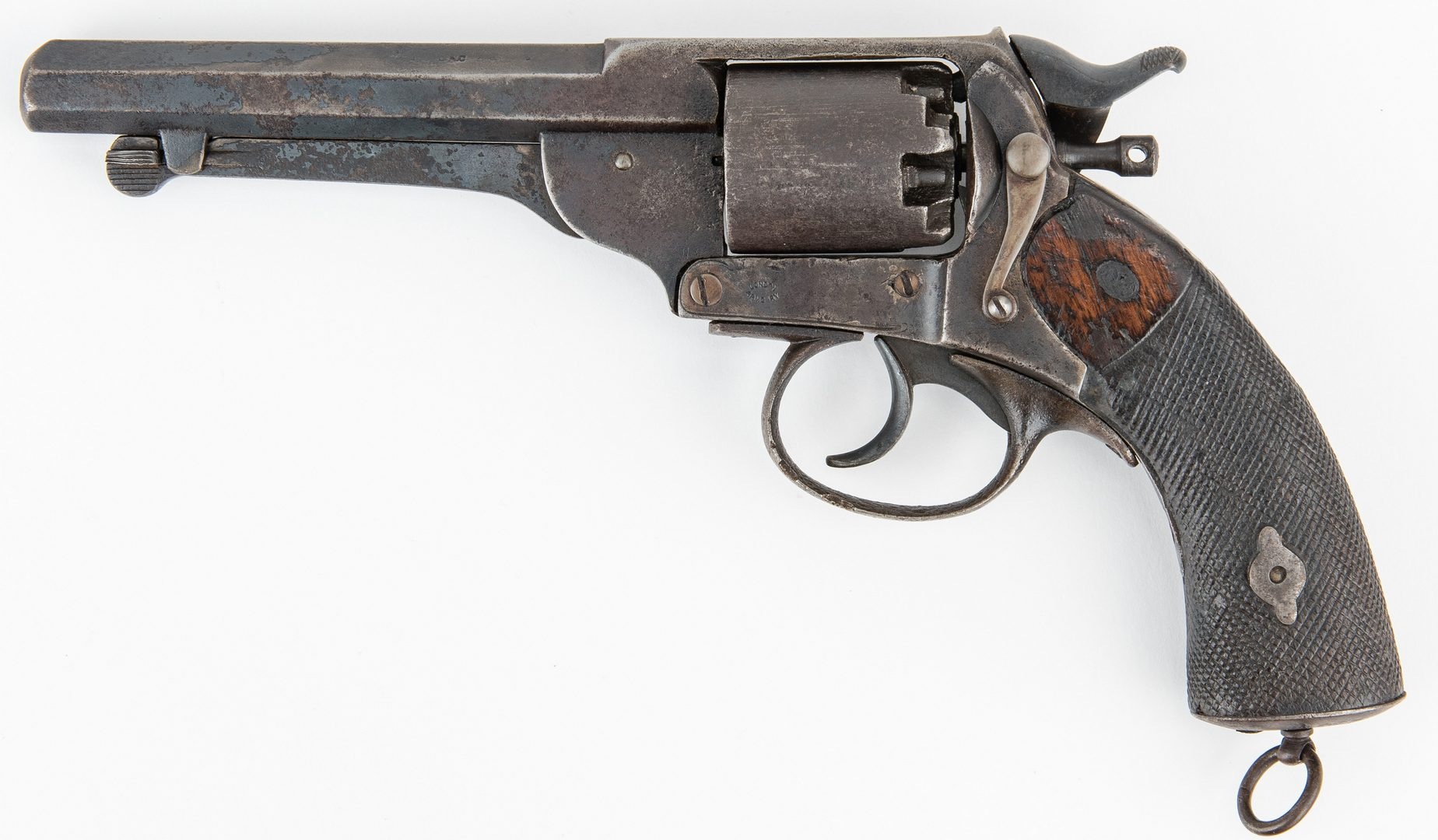 Lot 300: Kerr's Patent Revolver, .SN 6876, Alabama Soldier History