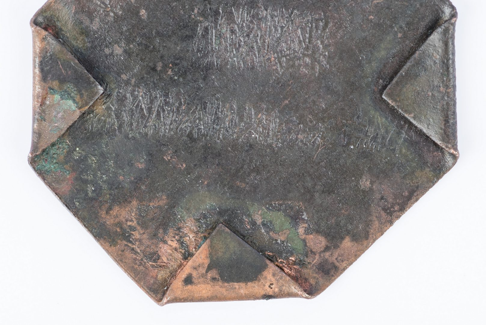 Lot 340: 2 Charleston Slave Hire Badges, incl. Lafar.
