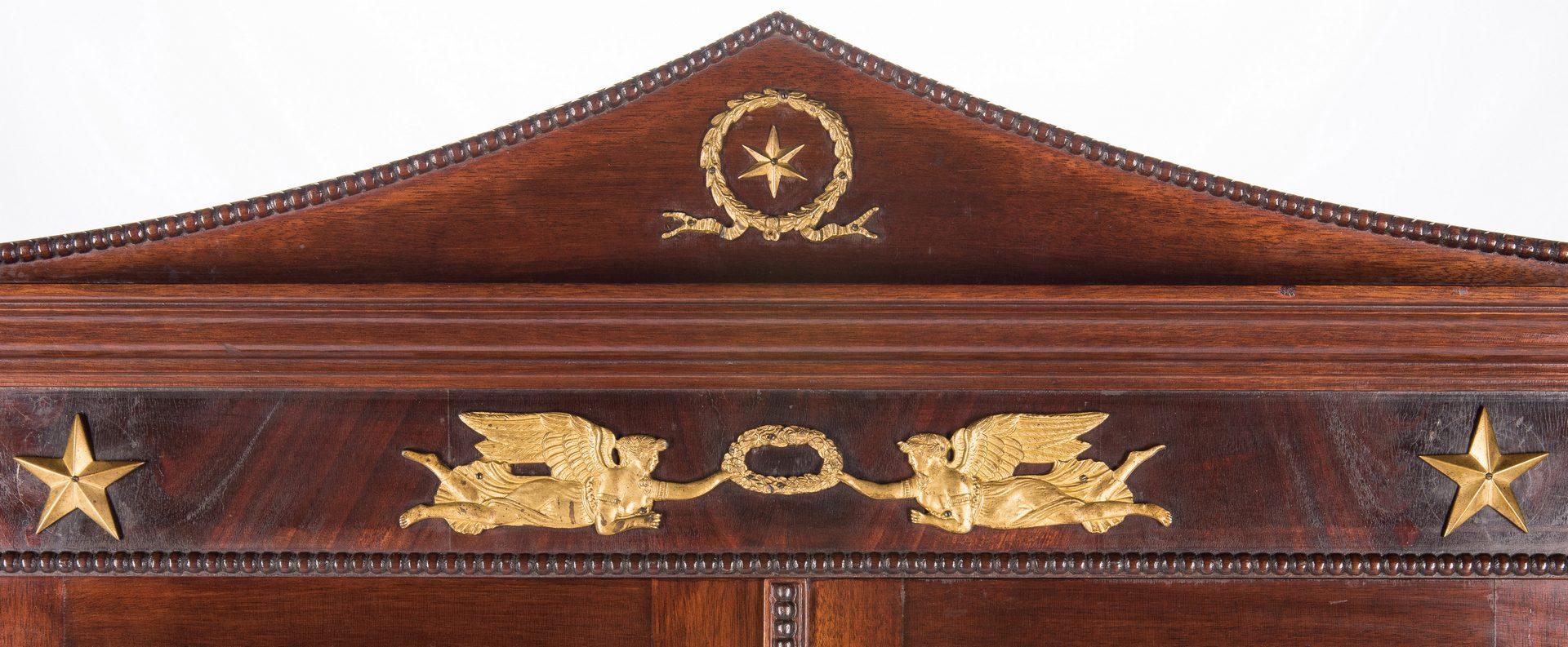 Lot 381: Napoleon III Gilt Bronze-Mounted Vitrine on Stand