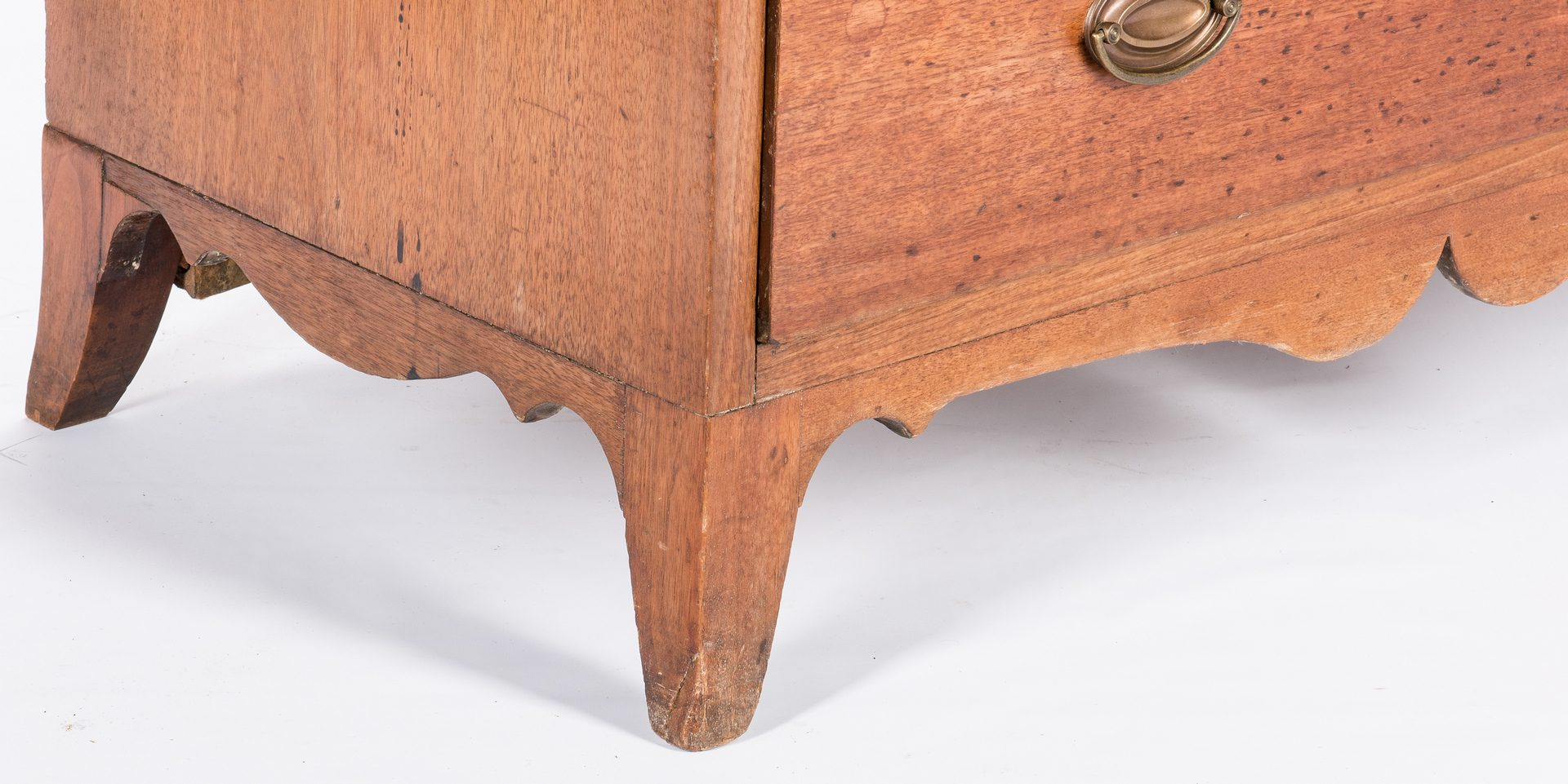 Lot 396: TN Federal Walnut Slant Front Desk
