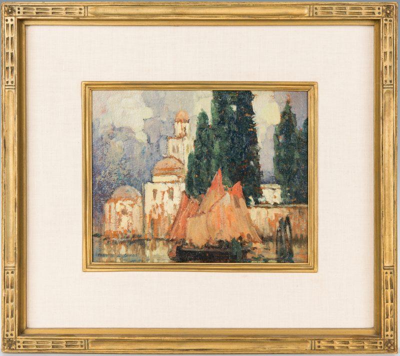 """Lot 417: Frederick M. Grant O/B, """"Venice"""""""