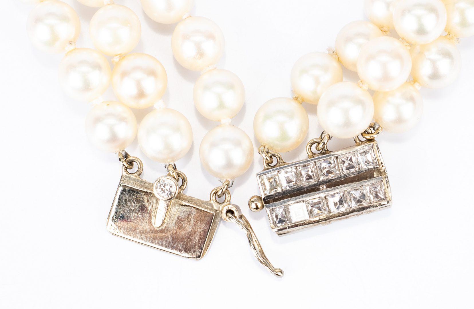 Lot 437: 2 Gemstone Bracelets