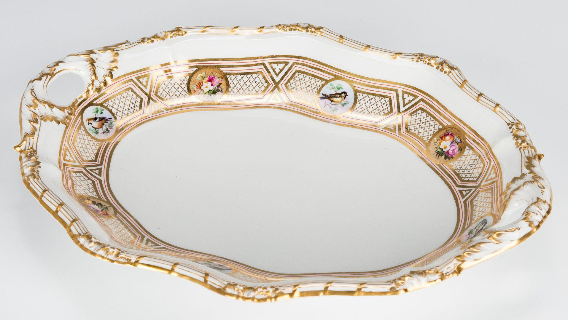 Lot 505: KPM, Meissen plus 2 Framed Napoleonic Interest Cabinet Plates