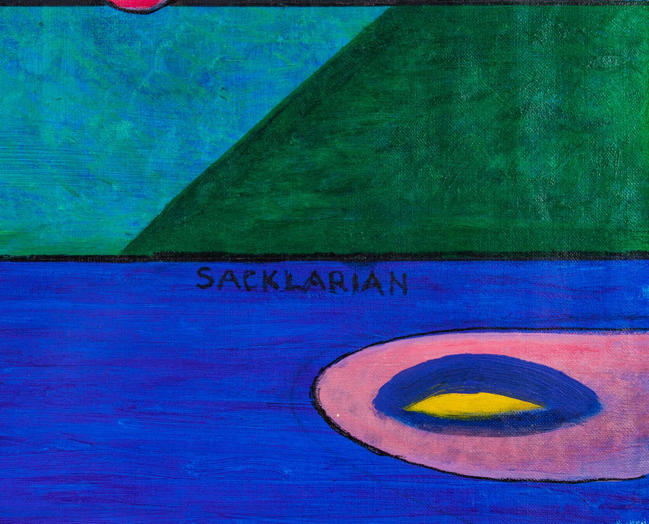 Lot 540: Family Traditions by Stephen Sacklarian