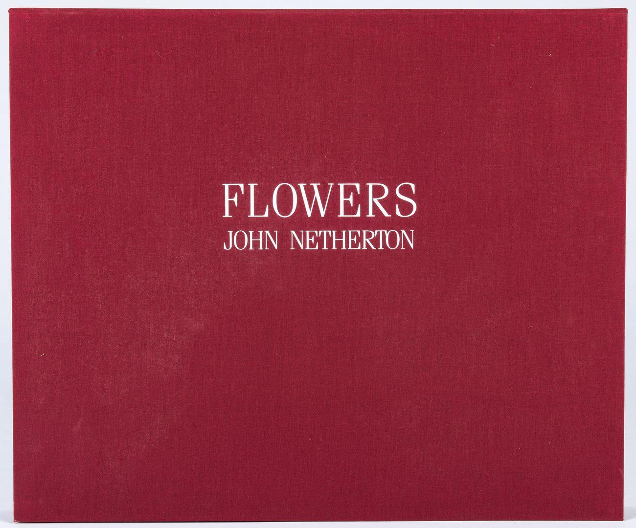 Lot 547: John Netherton Photographic Portfolio
