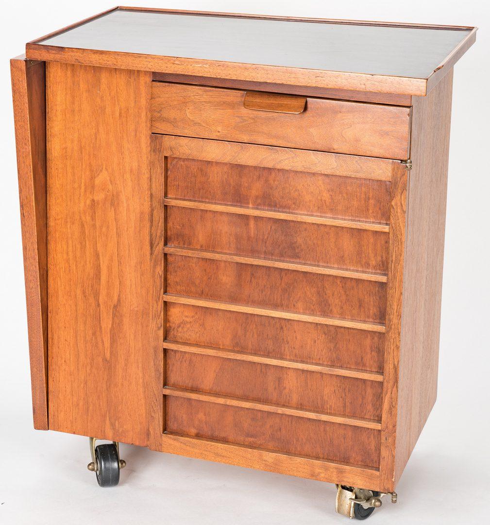 Lot 561: Edward Wormley for Dunbar Bar Cart